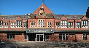 Bury Grammar School (Girls) - Sixth Form Centre