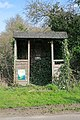 Bus Shelter, East Stratton - geograph.org.uk - 355019.jpg
