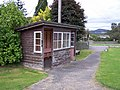 Bus shelter, Braemar - geograph.org.uk - 1504023.jpg