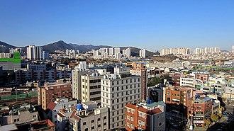 Busanjin District - Image: Busanjin gu