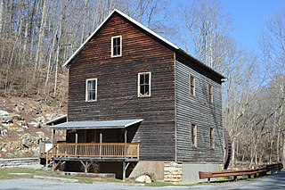 Bush Mill place in Virginia listed on National Register of Historic Places