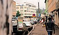 Busy people in Addis ABaba Piassa.jpg
