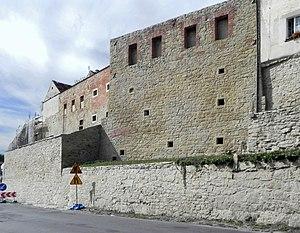 Bystrzyca Kłodzka - Defensive walls