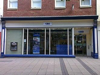 Cheltenham & Gloucester - Before rebranding