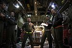 C-130H Hercules night operation airdrop 151210-Z-XQ637-040.jpg