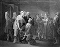 C.A. Lorentzen - Henrik og Pernille, III akt, 13. scene - KMS474 - Statens Museum for Kunst.jpg