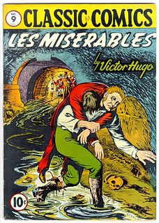 list of works based on Victor Hugo
