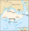 CIA World Factbook map of Singapore (English, 2004).png