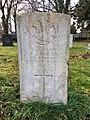 CWGC graves at Cathays Cemetery, December 2020 08.jpg