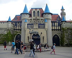 CW Medieval Faire wideshot of castle.JPG