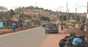 Cabinda (city) - Image: Cabinda VOA