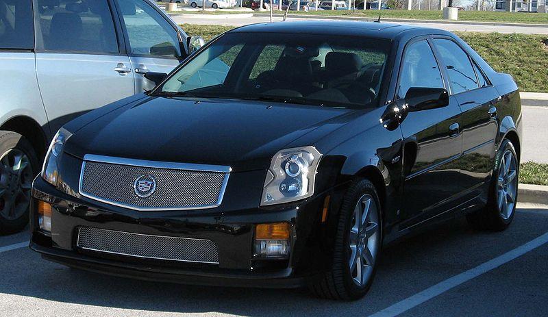 2007 Cadillac CTS-V Base - Sedan 6.0L V8 Manual