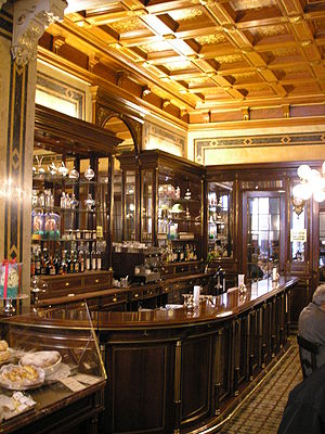 Café Demel interior4, Vienna