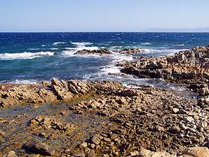 Orosei - Image: Cala Liberotto coast, Orosei, Sardinia, Italy