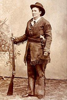 Calamity Jane American frontierswoman