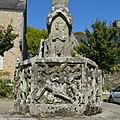 Calvaire (détail base 2) - Rochefort-en-Terre (Morbihan).jpg