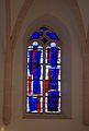 Calvary church Saint George, Micheldorf in Oberösterreich, glass window3.jpg