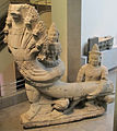 Cambogia, sedile dei giganti, stile di bayon, da angkor, fine XII-inizio XIII sec, 07.JPG
