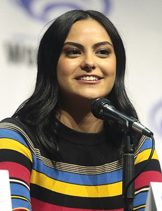 Veronica Lodge - Camila Mendes plays Veronica on Riverdale.