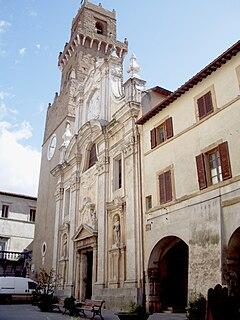 Roman Catholic Diocese of Pitigliano-Sovana-Orbetello diocese of the Catholic Church