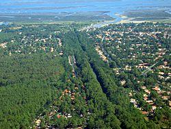 Canal des Landes