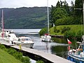 Canal Mouth at Fort Augustus - geograph.org.uk - 890121.jpg