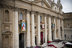 Canonization 2014- The Canonization of Saint John XXIII and Saint John Paul II (14033195931).jpg