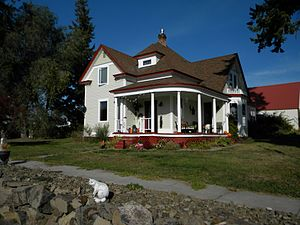 National Register of Historic Places listings in Douglas County, Washington - Image: Canton House