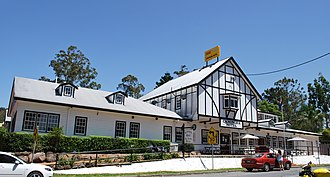 Canungra, Queensland - The historic Canungra Hotel