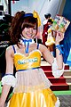 Capcom promotional model at Tokyo Game Show 20100917a.jpg