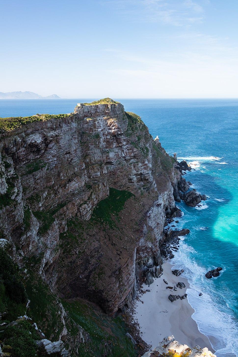 Cape Point, Sudáfrica, 2018-07-23, DD 108