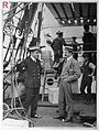 Captain R F Scott and another man on vessel Wellcome L0032929.jpg