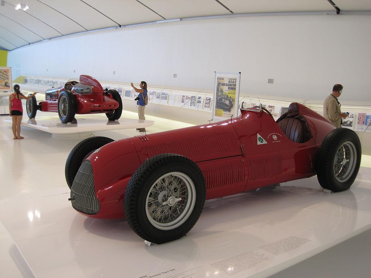 Alfa Romeo 158 Wikip 233 Dia