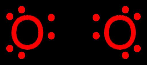 Carbon-dioxide-octet-Lewis-2D