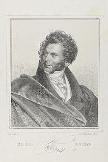 Carl Blum German musician