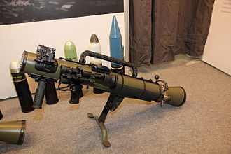 Carl Gustaf recoilless rifle - M4 variant