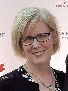 Carla Qualtrough Canadian swimmer