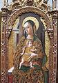 Carlo crivelli, madonna col bambino in trono, 1472, 04.JPG