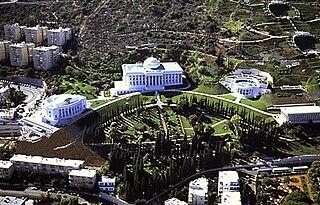 Bahá'í World Centre buildings Buildings that are part of the Bahá'í World Centre in Haifa, Israel