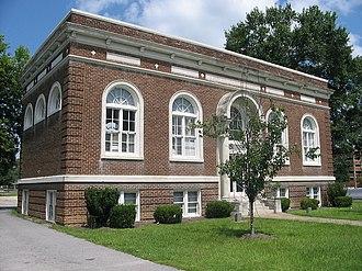 Carnegie Public Library (Sumter, South Carolina) - Image: Carnegie Public Library Sumter, SC