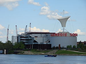 Carnegie Science Center - Image: Carnegie Science Center