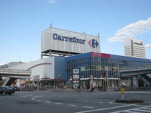 Carrefour Makuhari 20090415