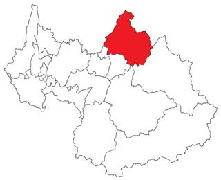 Canton of Ugine Canton in Auvergne-Rhône-Alpes, France