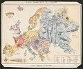 Carte symbolique de l'Europe Guerre libératrice de 1914-1915 - - B. Crétée, 1914. LCCN2016647864.jpg