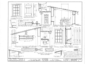 Casa de Rancho Guajome, San Luis Rey, San Diego County, CA HABS CAL,37-VIST.V,1- (sheet 9 of 11).png