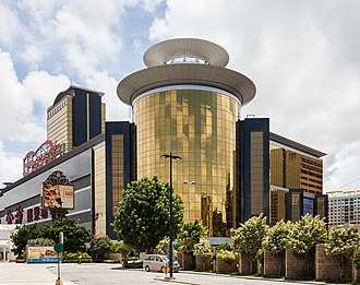 Steelman Partners - Sands Macau designed by Steelman Partners