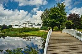 Tuin Paleis Soestdijk : Gietijzeren brug van paleis soestdijk wikipedia