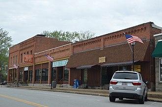 Castalia, Ohio - Main Street