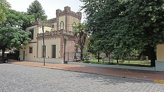 Adrogué - Image: Castelforte Adrogué