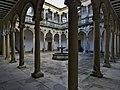 Castillo de Canena, Jaén. Patio.jpg
